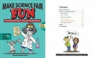 Make Science Fair Fun Workbook